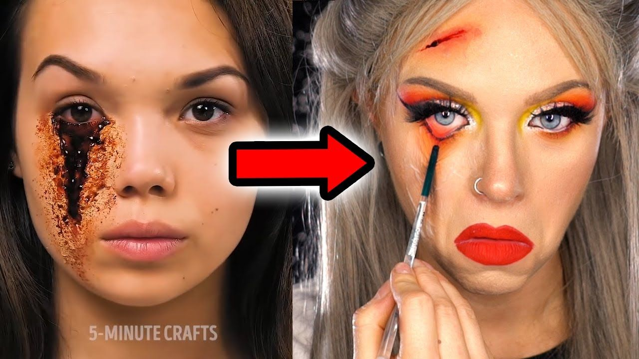 Pin on glam and gore