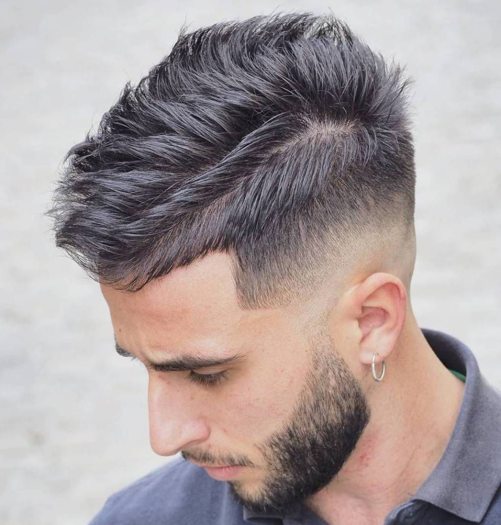 30 ultra-cool high fade haircuts for men   high taper fade, taper