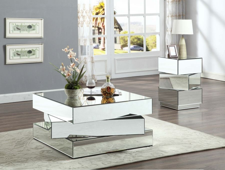 Bring Home This Haven Coffee Table To Add A Distinctly Modern Look