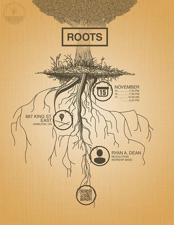 ROOTS Marketing on Behance