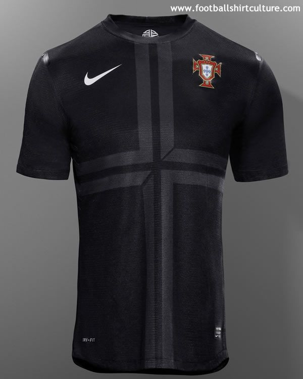 Portugal 2013 Nike Away Football Shirt  e1faf76f5