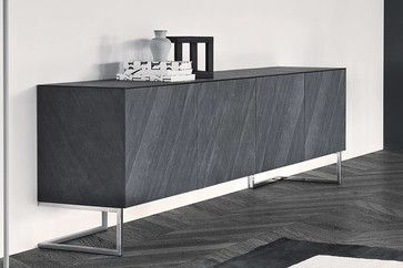 Spazio Buffet By Pianca Modern Dining Room