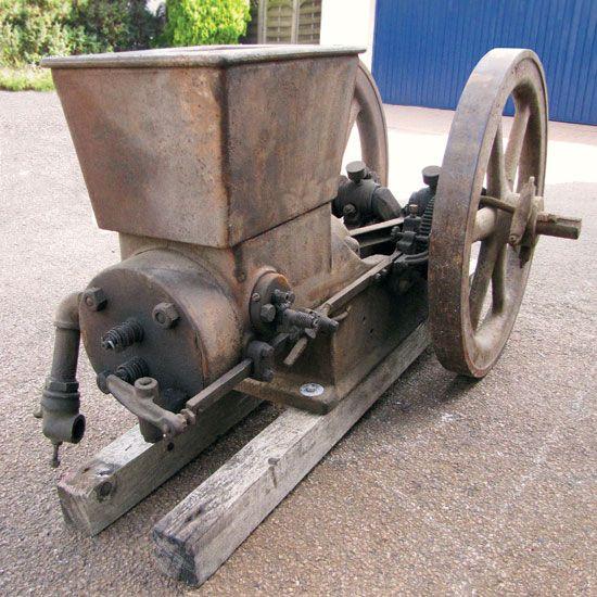 John Smyth 4-1/2 hp Restoration – Part 1 of 5 - Restoration - Gas Engine Magazine