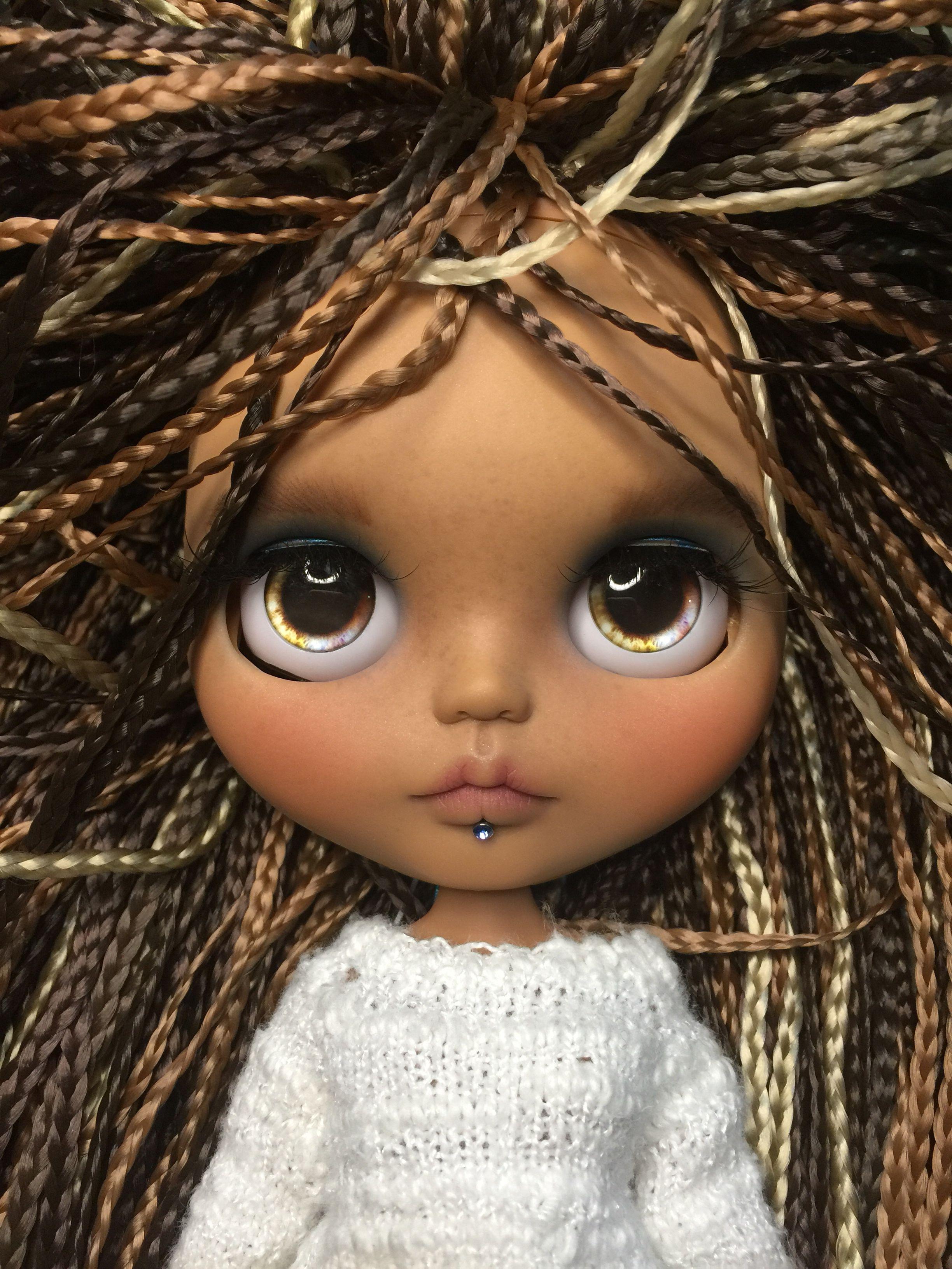 Super Hermosa 😍😍 Blythe dolls, Cute baby dolls, Pretty dolls