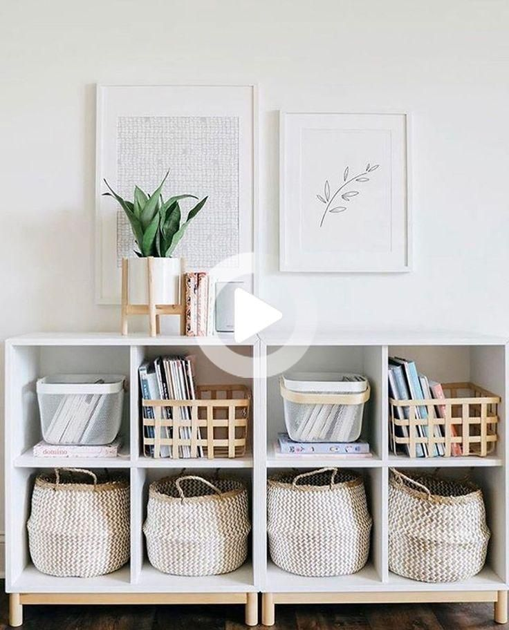 Photo of 30+ storage ideas perfect for your apartment Decoration