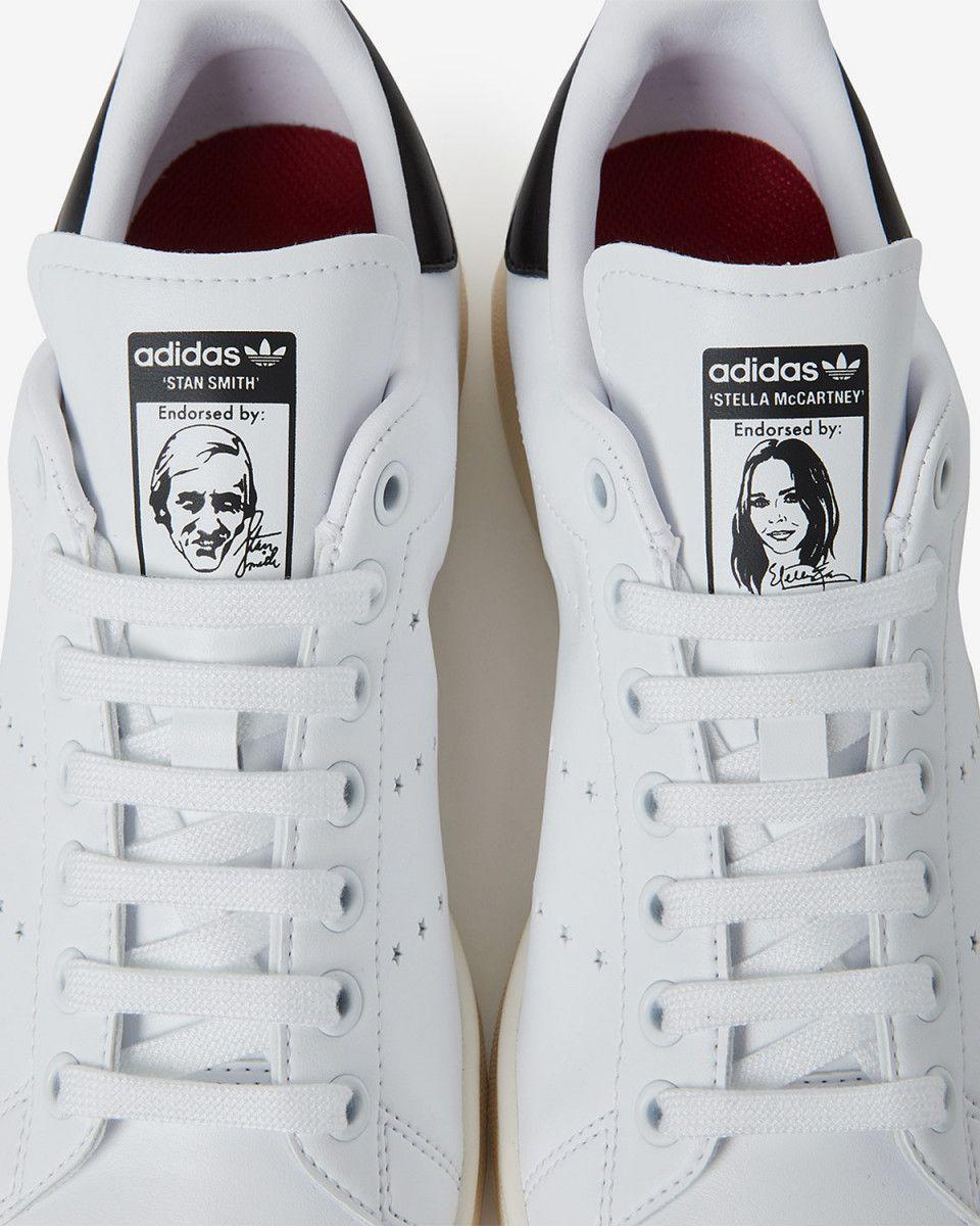sports shoes e961e a60d0 Stella McCartney x adidas Stan Smith: Official Release Info ...