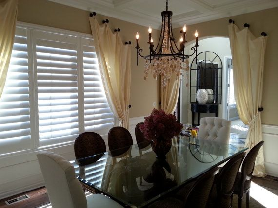 Custom Arched Curtain Panels Your Fabricmy Lining Etsy Custom Window Treatments Panel Curtains Curtains