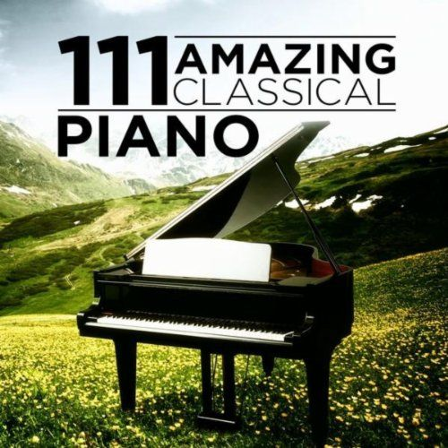 111 Amazing Classical Piano Various Artists 99c For The Whole