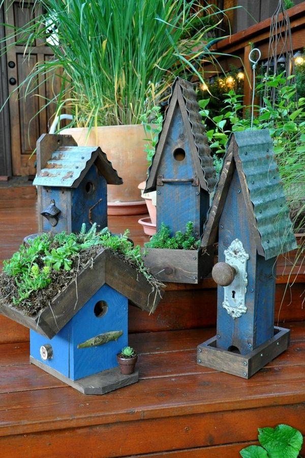 vogelhaus selber bauen diy bauanleitung vogelhaus birdhouse pinterest vogelhaus selber. Black Bedroom Furniture Sets. Home Design Ideas