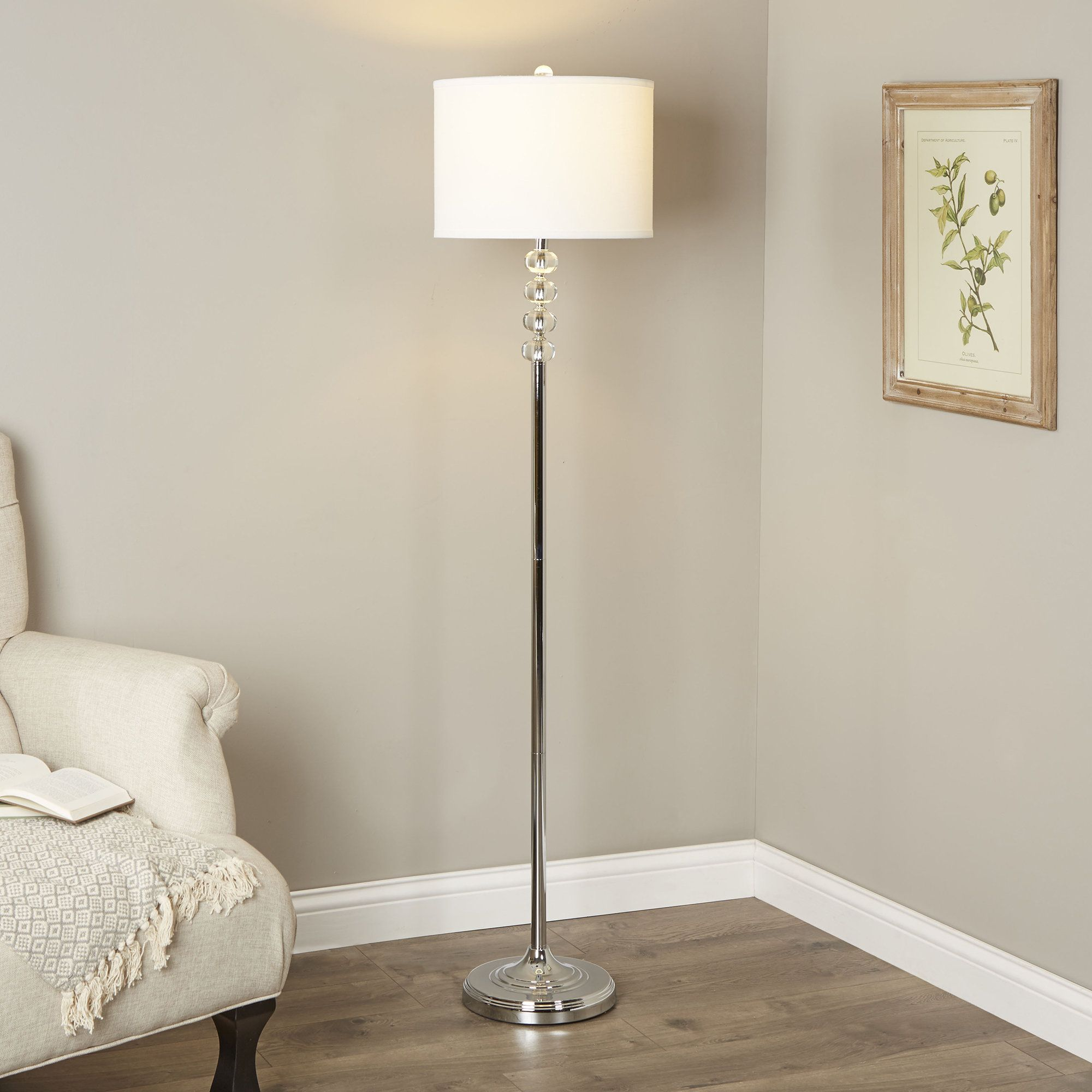 Burnley 6025 Floor Lamp