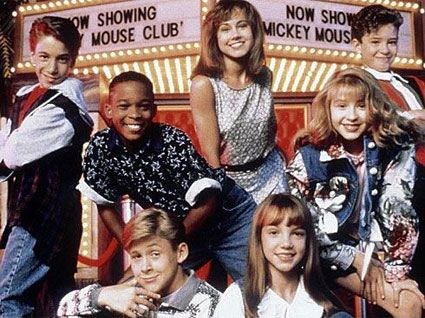 Old School MMC! (Mickey Mouse Club) Starring: Ryan Gosling, Britney ...