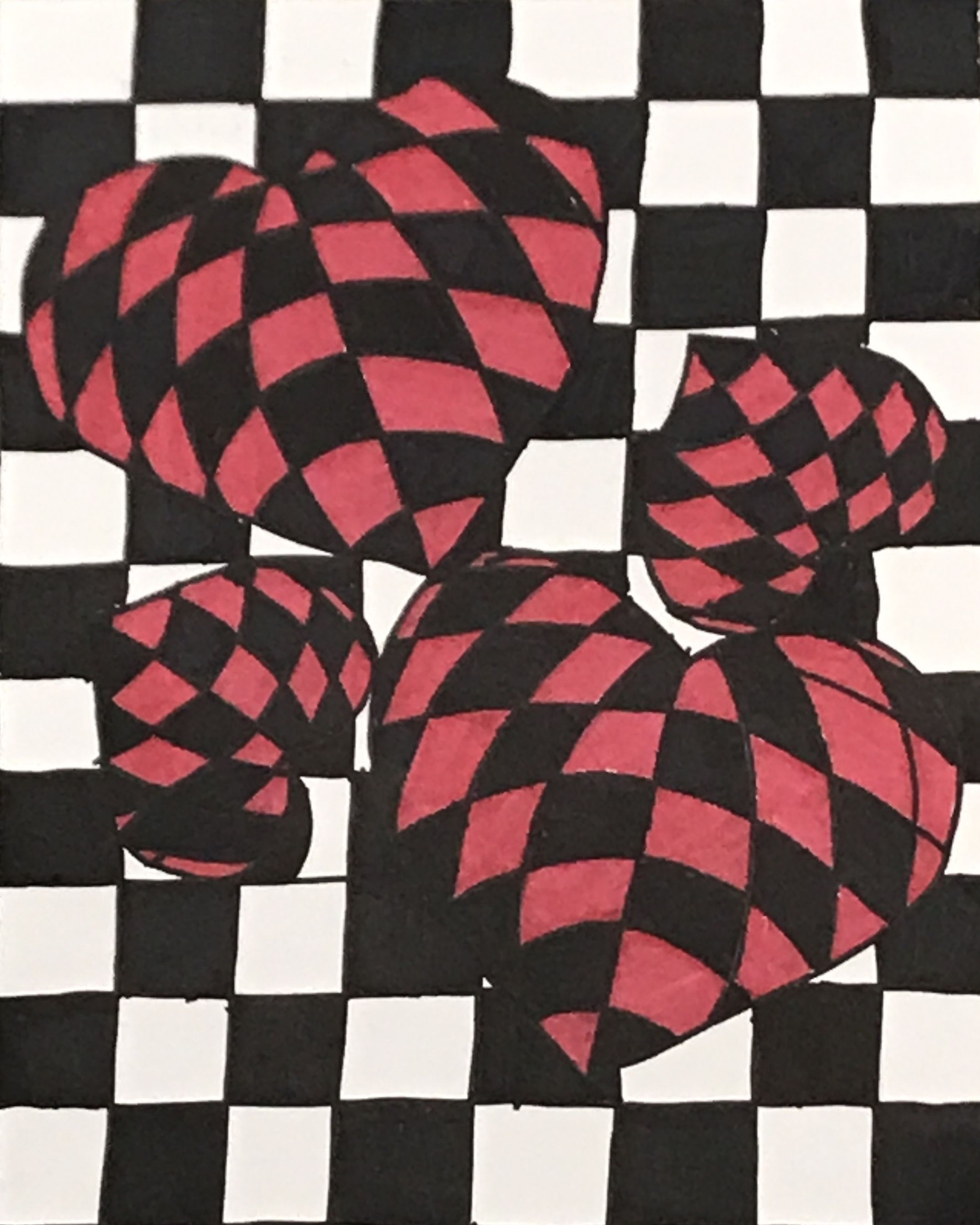 Valentine S Day Art Lesson Design By A Student At