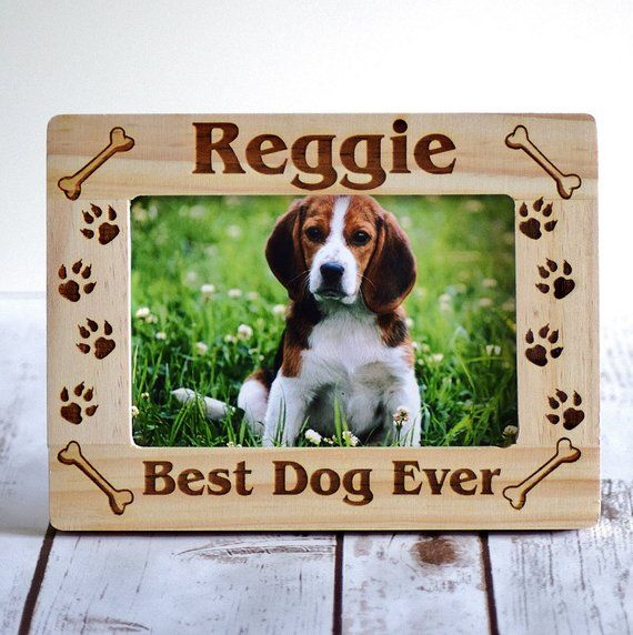 Personalized Gift Pet Frame Personalized Pet Picture Frame Gift