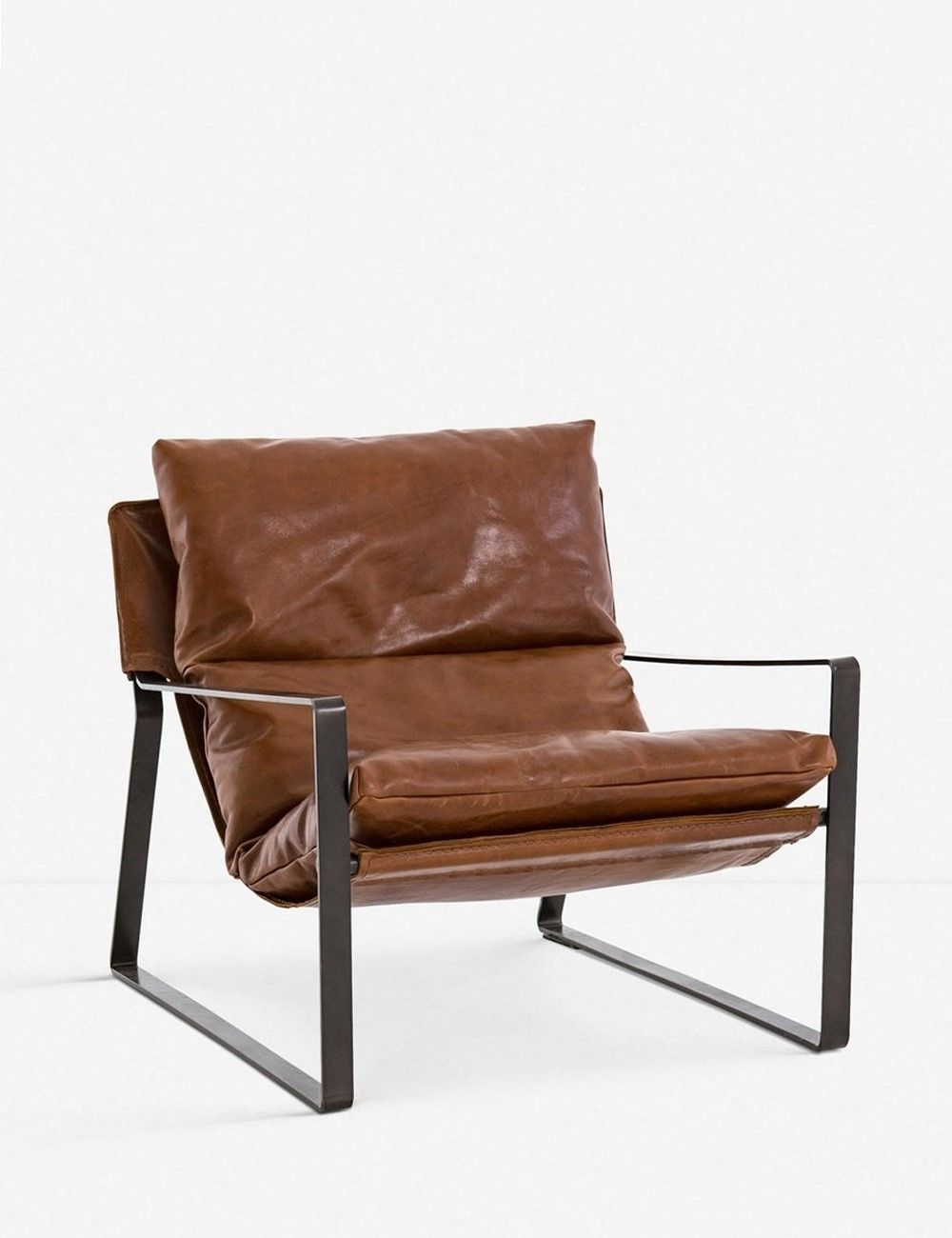 Marlyne Sling Chair Dakota Tobacco In 2020 Sling Chair Chair