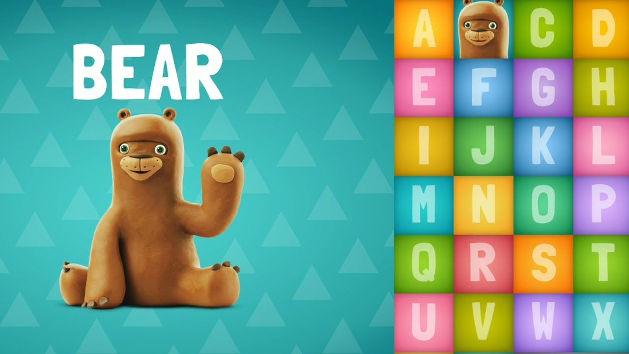 Talking Abc Games For Kids Learn Colors With Funny Animals Android G Abc Games For Kids Abc Games Learning Colors