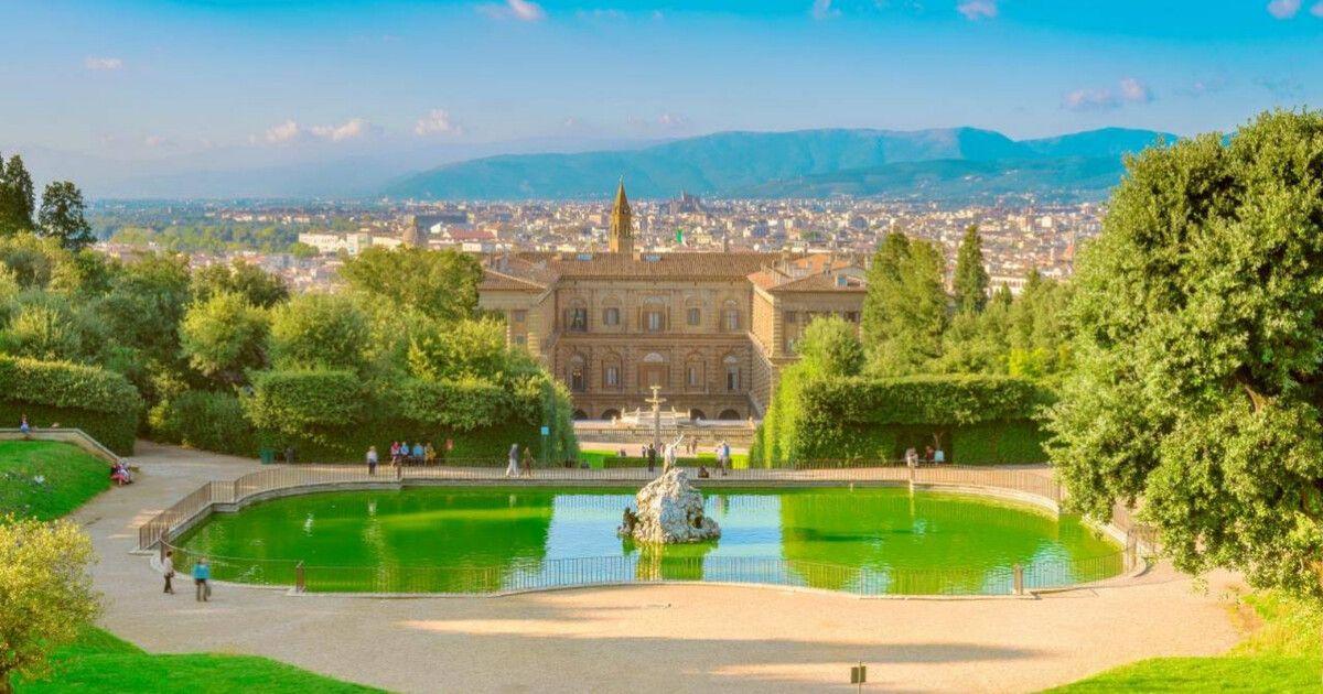 Boboli Garden Guided Tour Florence Tours Tour Guide Boboli