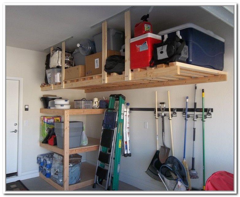 More Storage Rangement Garage Rangement
