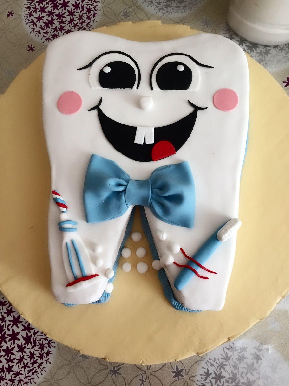 из-за торты в виде зубов фото московского