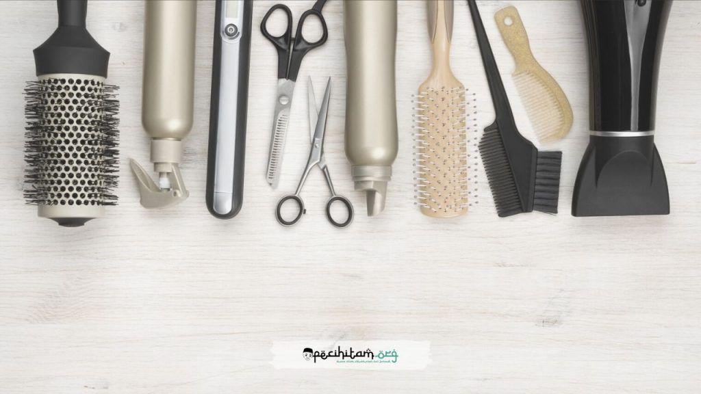 Hukum Meluruskan Rambut Dalam Islam Adakah Dalil Dan Contohnya Pada Masa Nabi Rambut Lurus Salon Kecantikan Bulu Mata