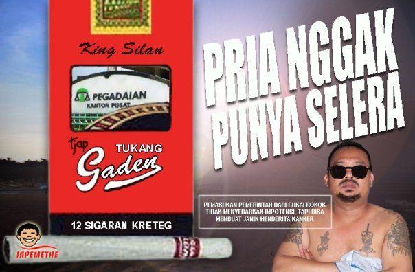 Iklan Rokok Lucu Lucu Periklanan Foto Lucu