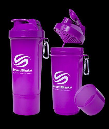 Protein-Shaker-Cup-Flask-Bottle-Bodybuilding-Drink-Mixer-USN-Smartshake-V2