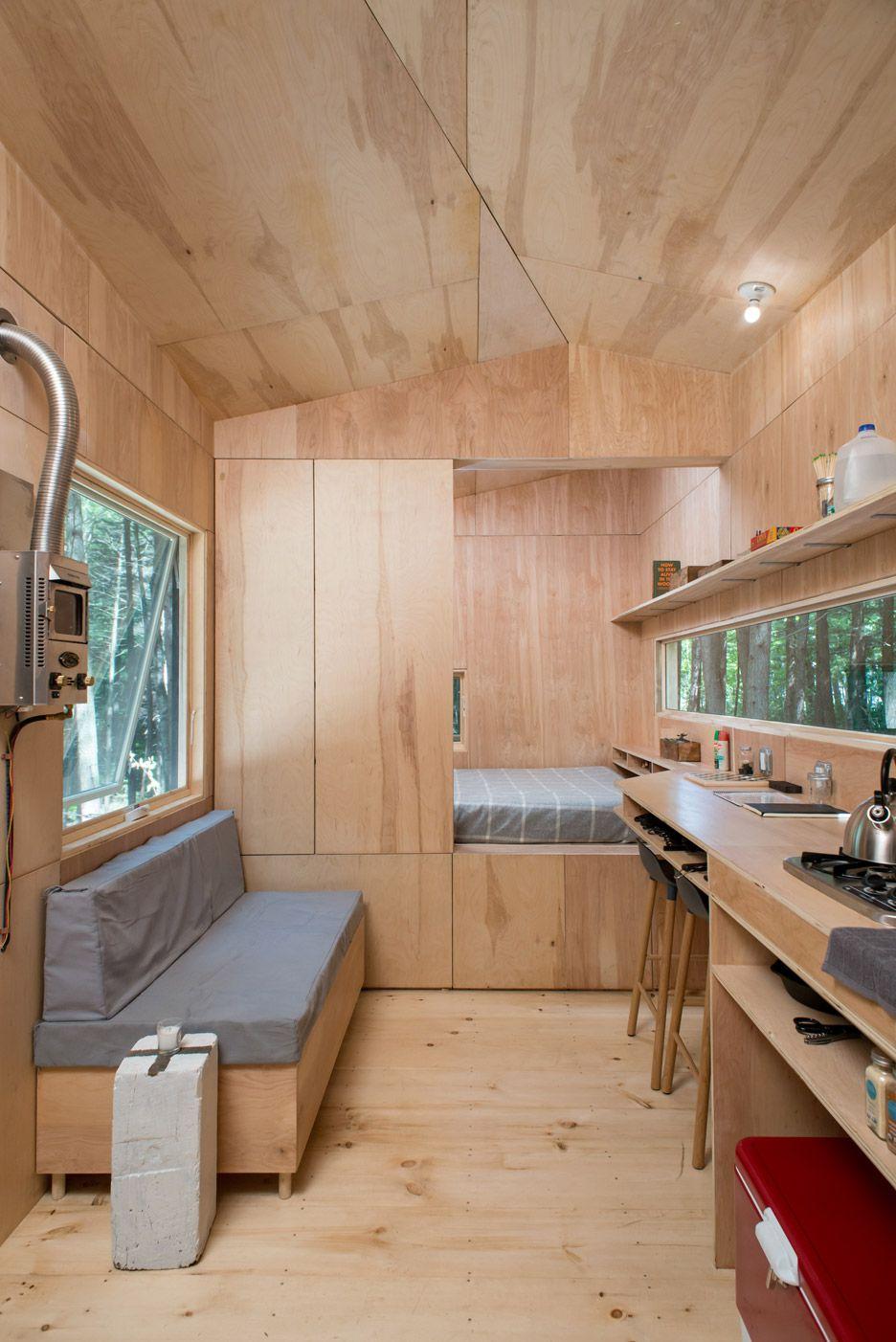The Lorraine Cabin near Boston Tiny house living, Tiny