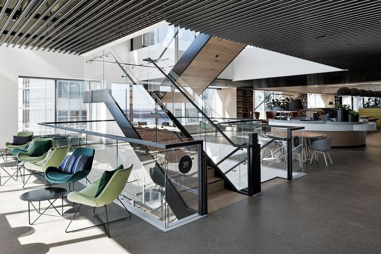 Office Design Inspiration Cool Ideas For New Startups And Agencies Heydesign Architecture