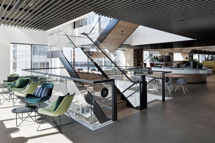 loft office open office office spaces interior office office interiors