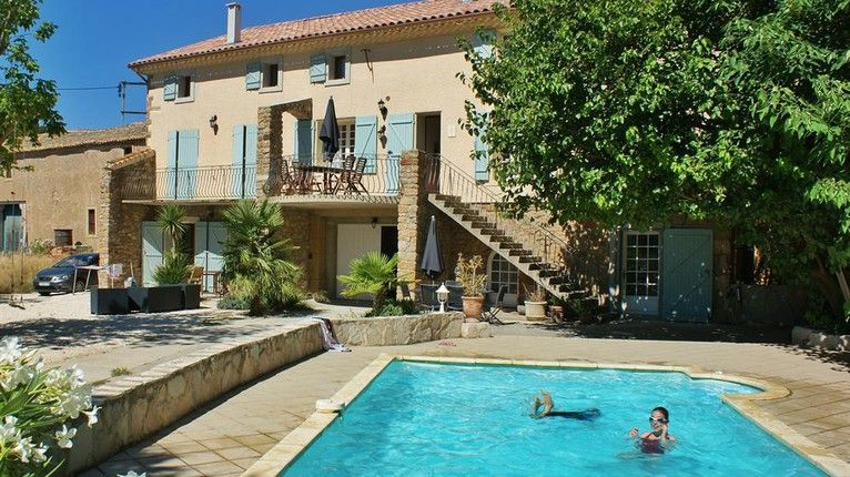 Traditional Stone House | Saint André De Roquelongue, France | 3RD HOME  Luxury Home Exchange