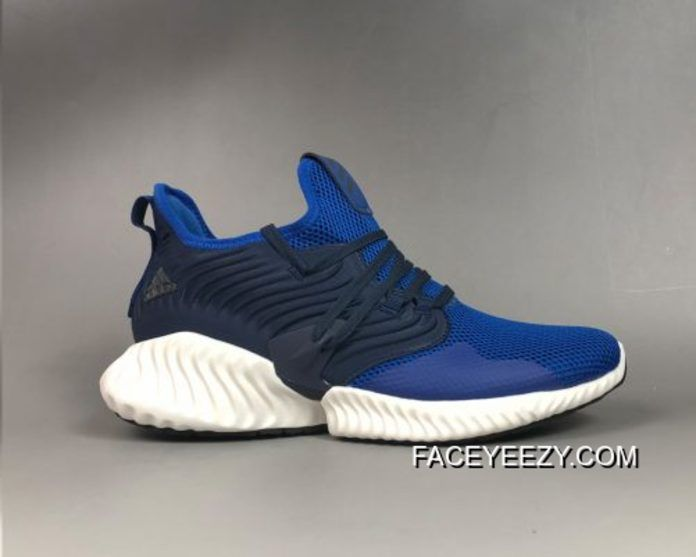 9251d8631 Advertisement  Where To Buy Adidas AlphaBounce Instinct Navy Blue White