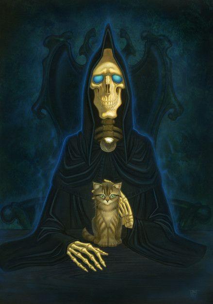 'Death with Kitten II' - 2011