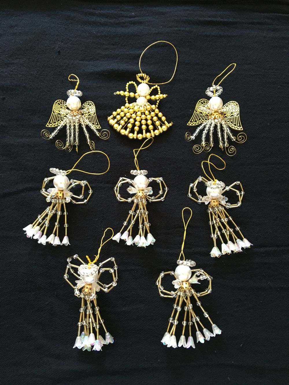 23++ Angel safety pin crafts information