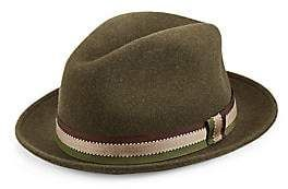 Saks Fifth Avenue Baylor Wool Fedora #fedoras