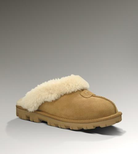 cfc11b575b3 UGG Coquette Slipper 5125 Chestnut | Curvy woman | Fashion, Ugg ...