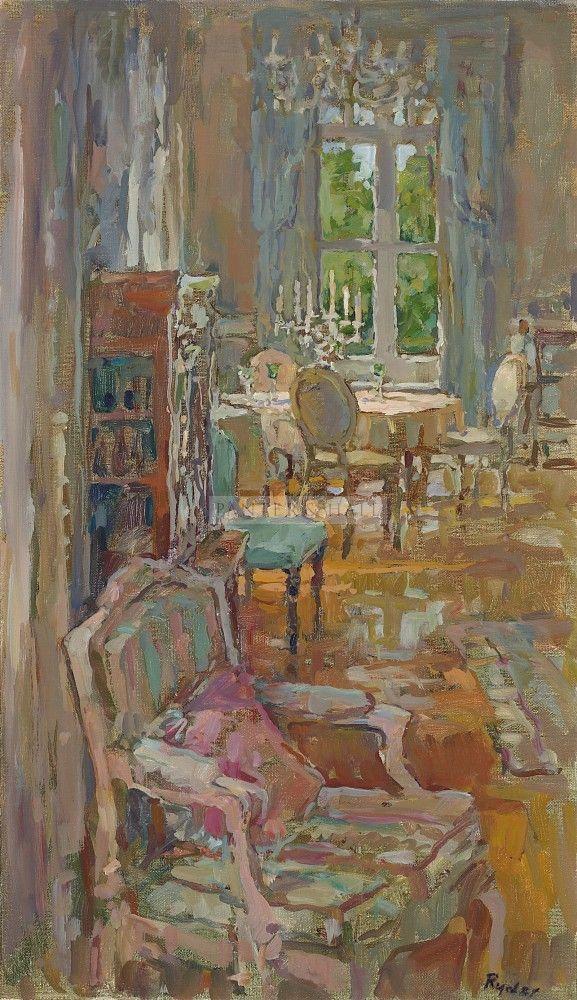 Susan ryder ballroom window referentes pict ricos - Estilos de pintura para interiores ...
