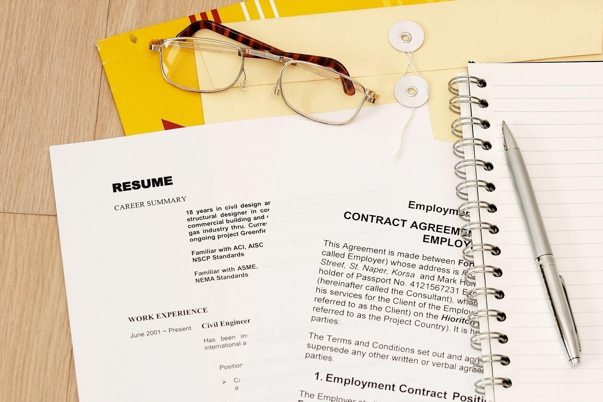 Professional resume writers edmonton