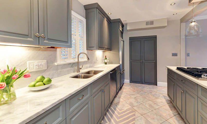 Gray Kitchen Cabinets Design Ideas Grey Kitchen Cabinets Gray