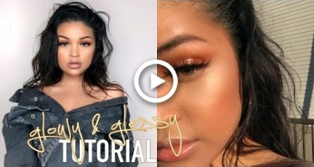 Full Face Holiday Makeup Tutorial | Holiday makeup, Makeup