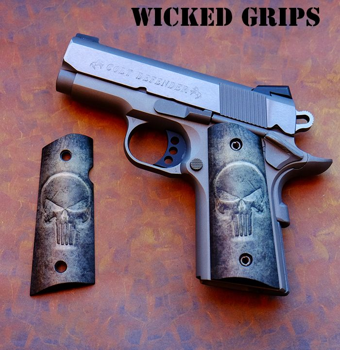 1911 OFFICERS COMPACT