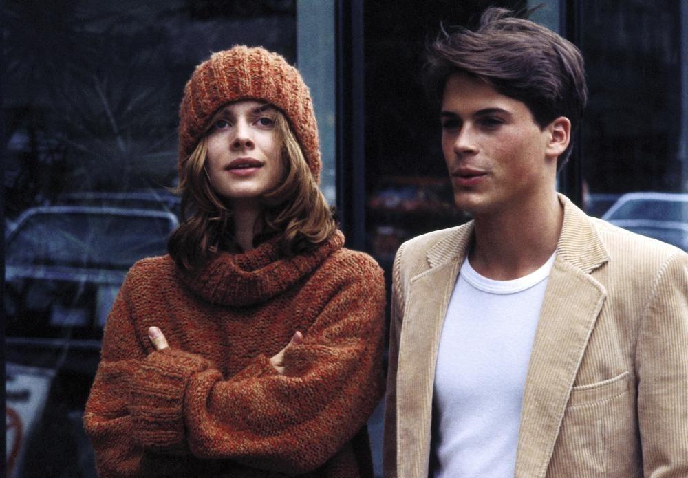 Nastassja Kinski as Susie the bear & Rob Lowe as John ...