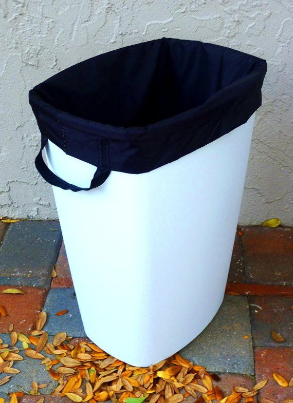 Reusable Kitchen Trash Can Liner Washable Recycling Can Liner