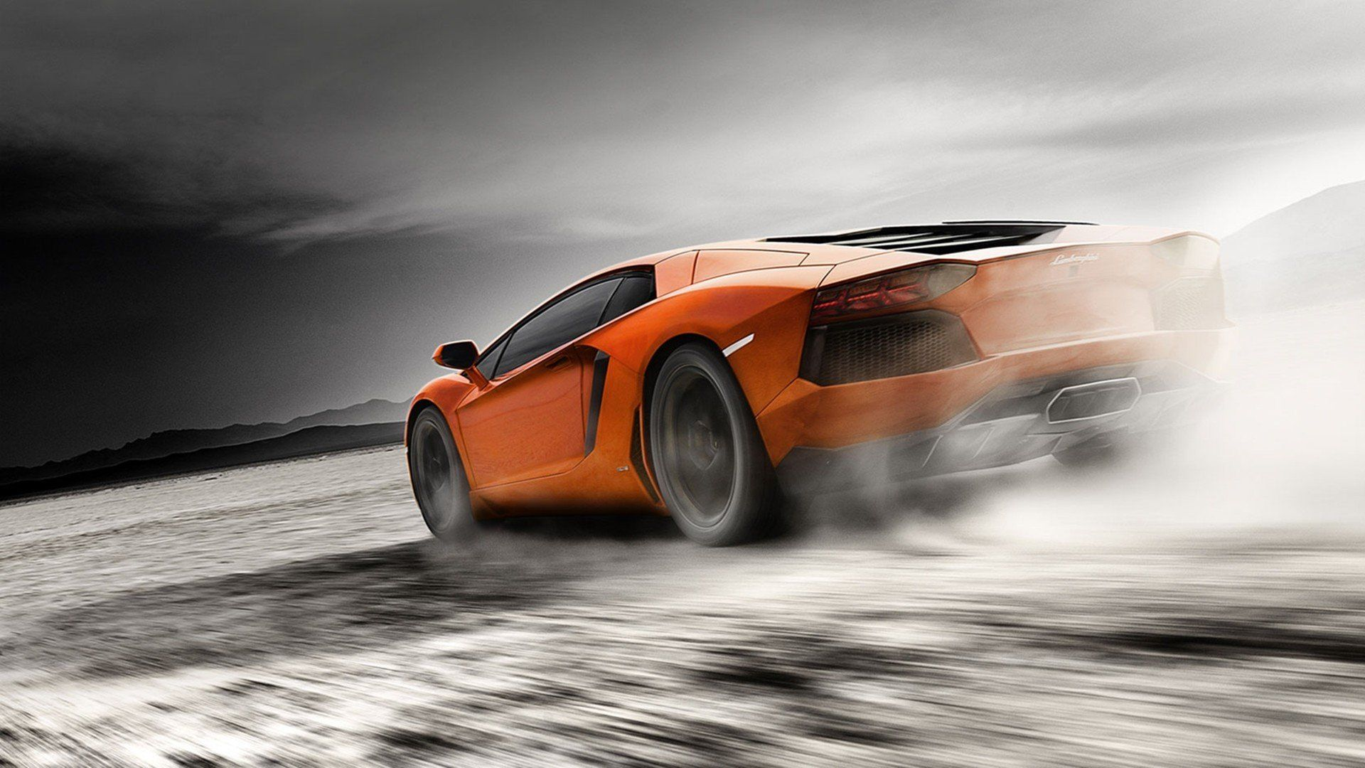 Lamborghini Aventador Next Generation Desktop Background HD