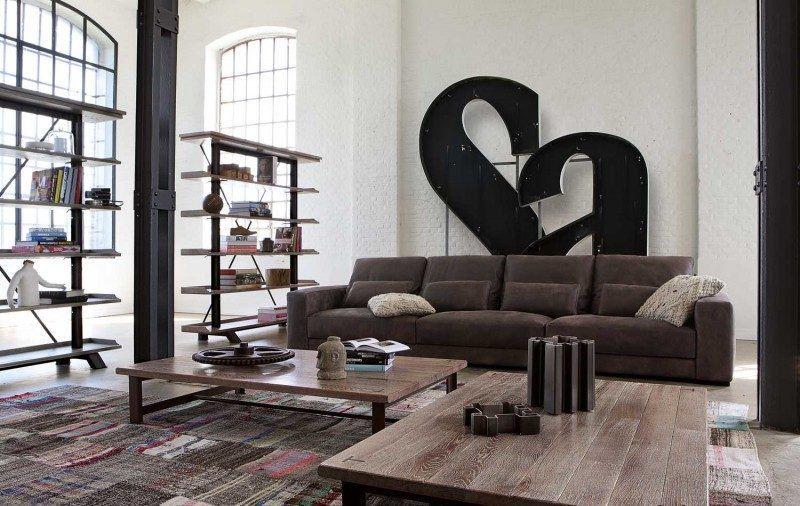 Canapés sofas et divans modernes roche bobois en idées