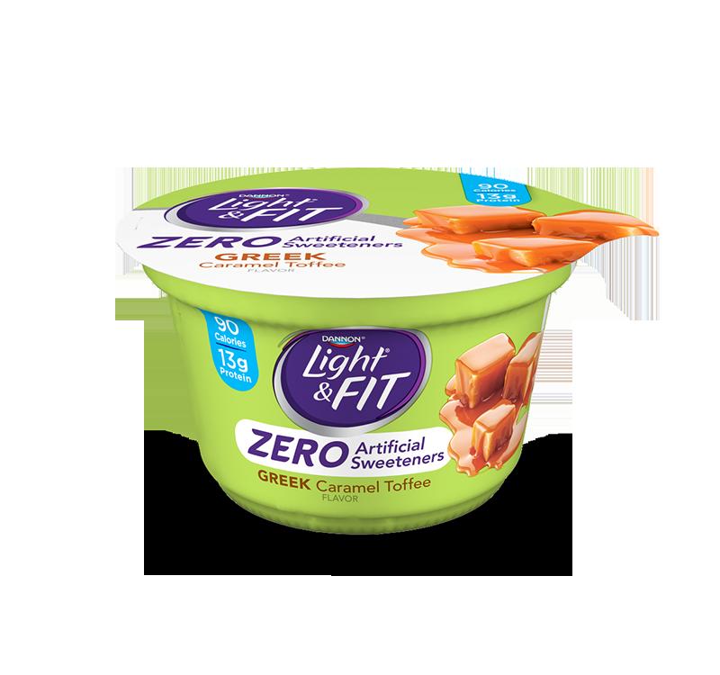 Creamy and delicious new Dannon Light & Fit Greek Zero ...