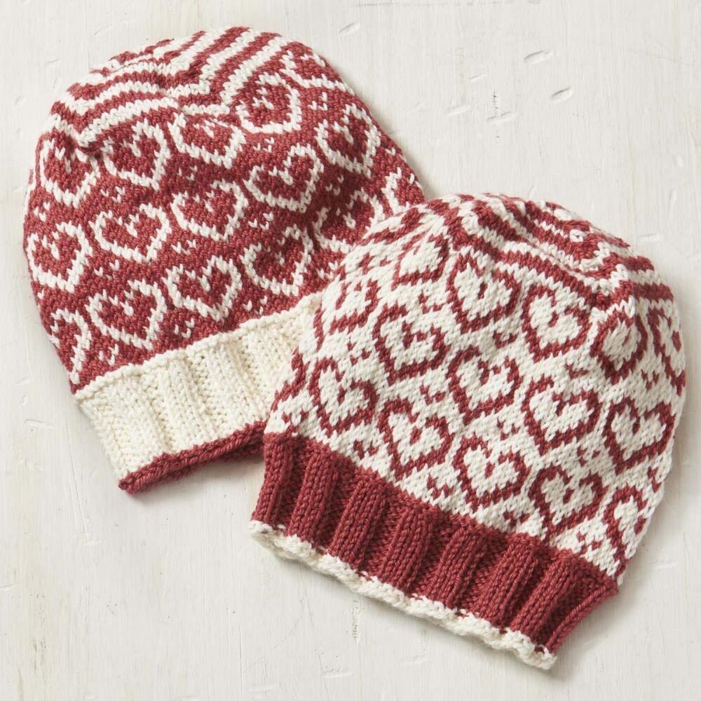 Sweetheart Hat Free Download   Knitting   Pinterest   Knitting ...