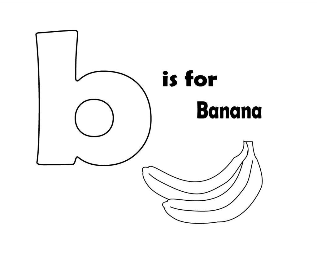 Lowercase Letter B Coloring Pages Letter B Coloring Pages Printable Letters Letter A Col In 2021 Letter B Coloring Pages Coloring Pages For Kids Crayola Coloring Pages