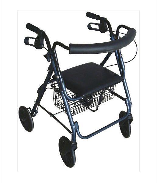 Andador Rollator Ortopedia Para Ti Andadores Frenillo Traseros