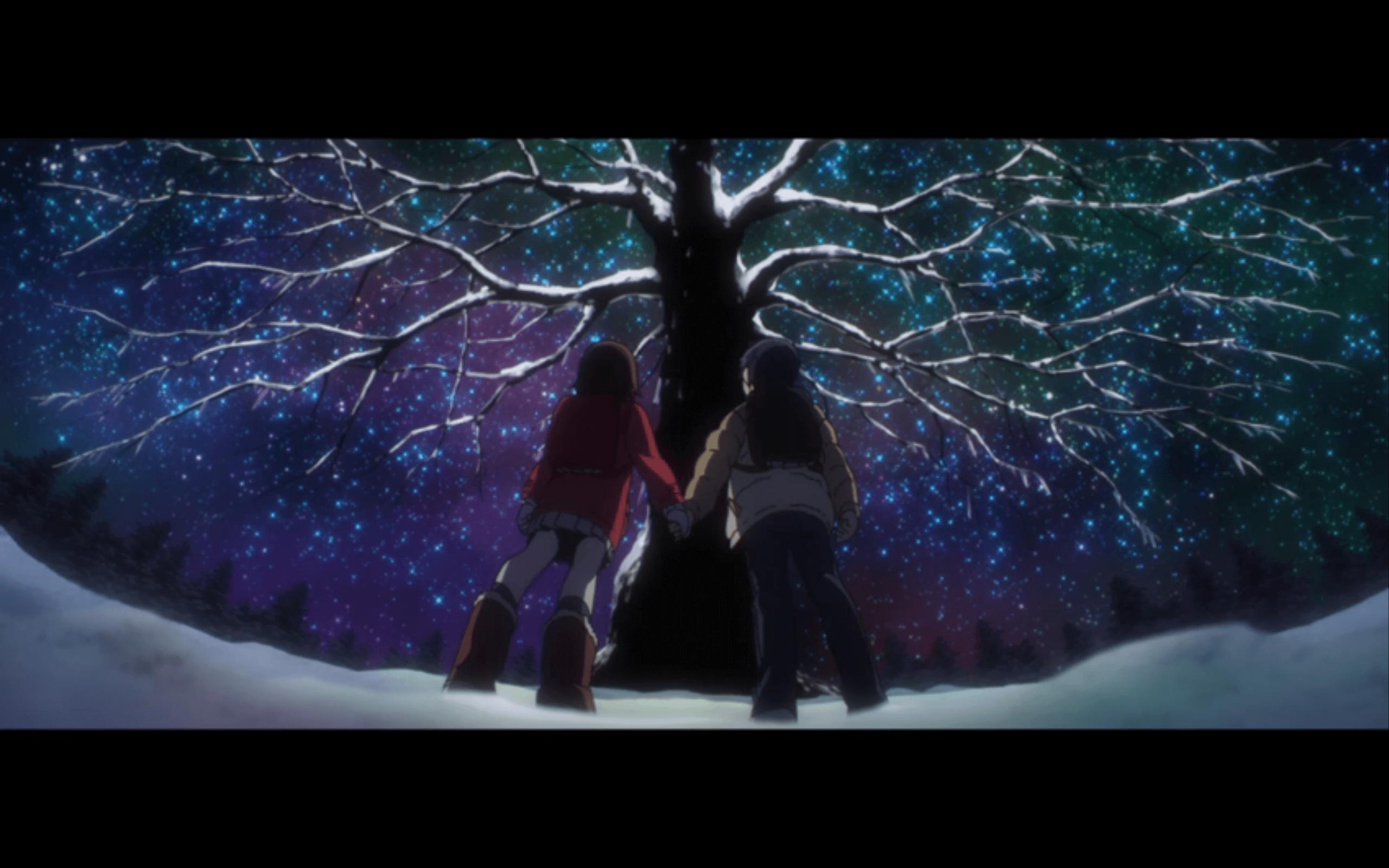 Ideas For Anime Wallpaper Christmas Scenery
