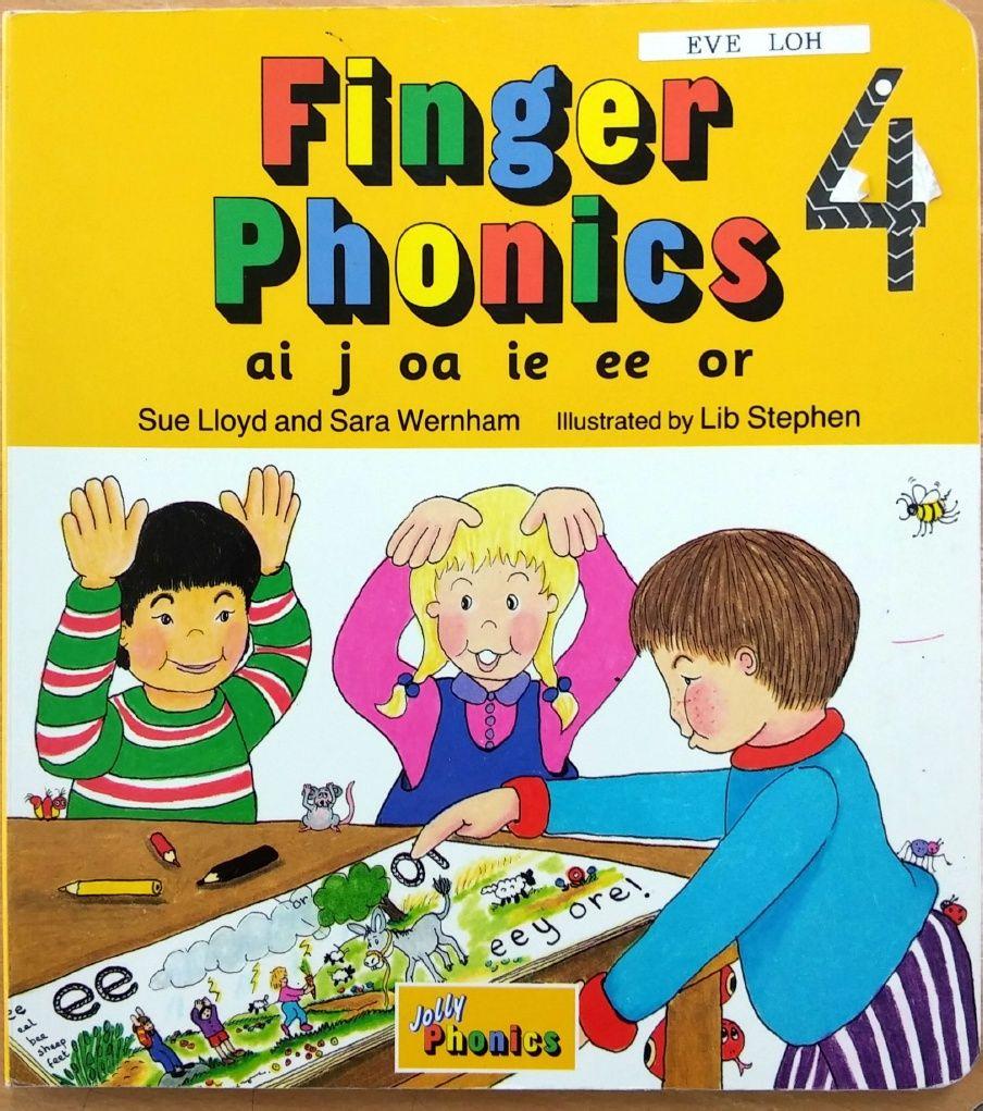 Books On Phonics