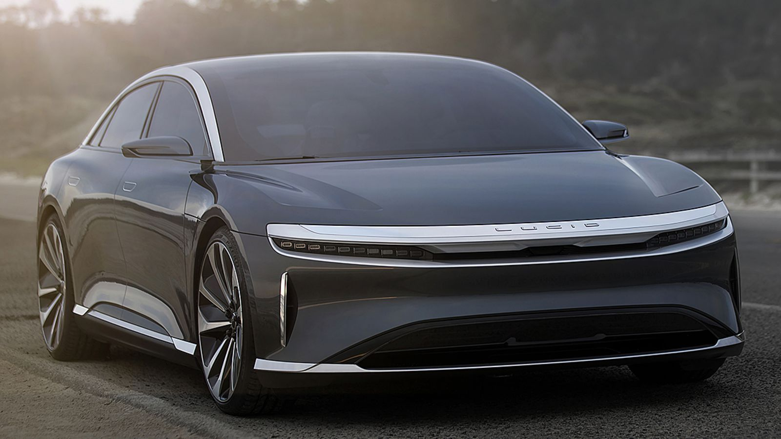 Electric Startup Lucid Motors Is Doing One Big Thing Right Electric Cars Concept Cars Car Wallpapers